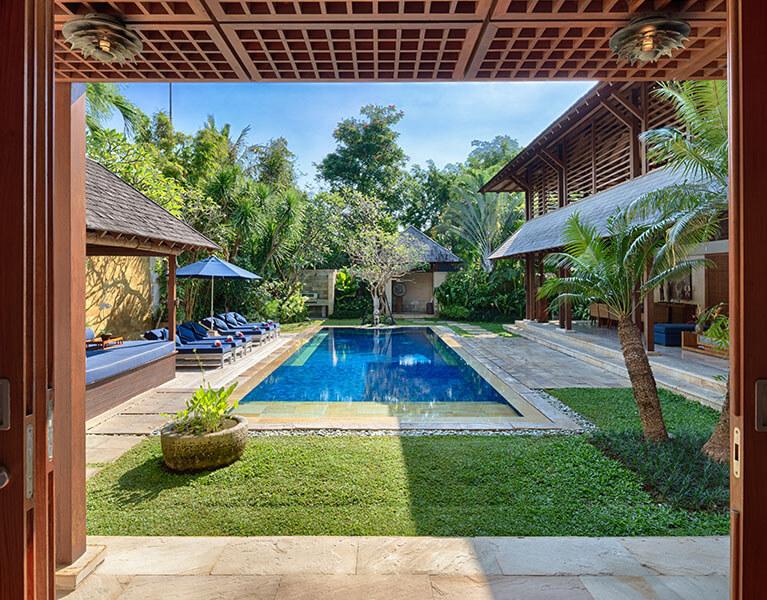 Villa Windu Sari Seminyak 4 Bedroom Luxury Villa Bali